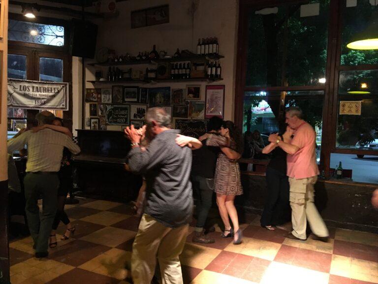 ブエノスアイレスのミロンガの未来